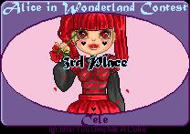 Alice in Wonderland Awards 3rdplacealiceaward