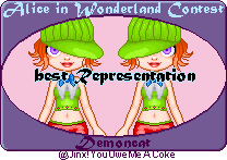 Alice in Wonderland Awards Bestrepaliceaward