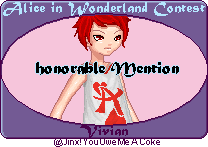 Alice in Wonderland Awards Honmenaliceaward