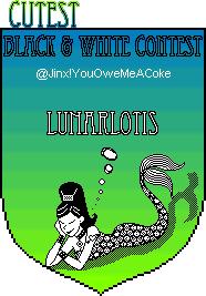 Black & White Contest Awards Blacknwhitecutest