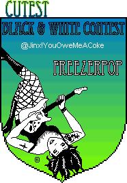 Black & White Contest Awards Blacknwhitecutest2