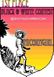 Black & White Contest Awards Blacknwhitefirst2