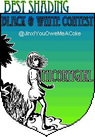 Black & White Contest Awards Blacknwhiteshading