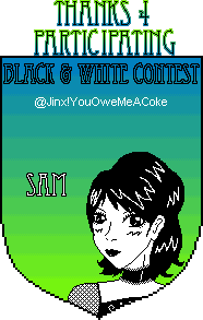 Black & White Contest Awards Blacknwhitethanks