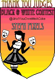 Black & White Contest Awards Stephpixelsjudge2