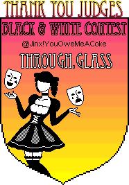 Black & White Contest Awards Throughglassjudge