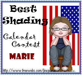 Calendar Contest Awards Bestshadingcalendar