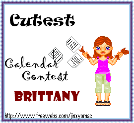 Calendar Contest Awards Cutestcalendar