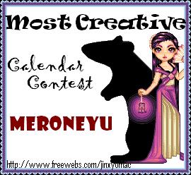 Calendar Contest Awards Mostcreativecalendar