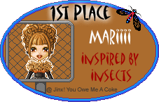 Inspired by Insects Awards 1stmariiii2