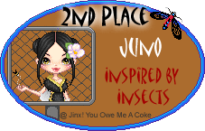 Inspired by Insects Awards 2ndjuno