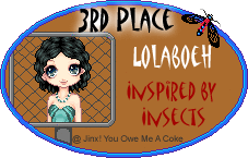 Inspired by Insects Awards 3rdlolaboeh