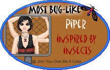 Inspired by Insects Awards Buglikepiper