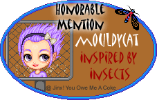 Inspired by Insects Awards Honmenmouldy