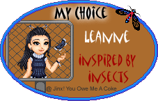 Inspired by Insects Awards Mychoiceleanne