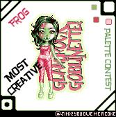Palette II Awards PIICcreative
