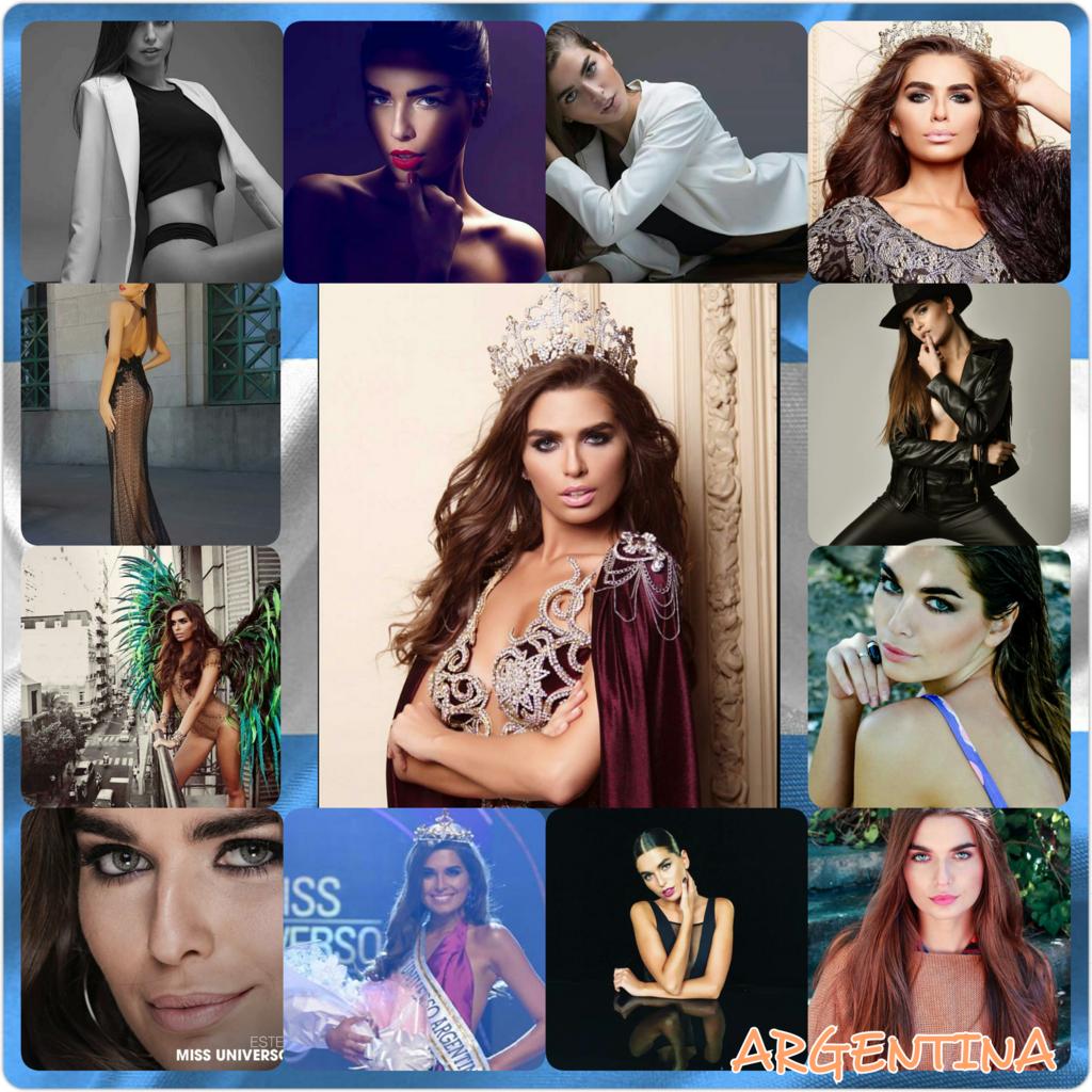 DIVERSEBEAUTIES101- MISS UNIVERSE ARGENTINA- ESTEFANIA BERNA PhotoGrid_1482465377852_zpsxzn9ghrr