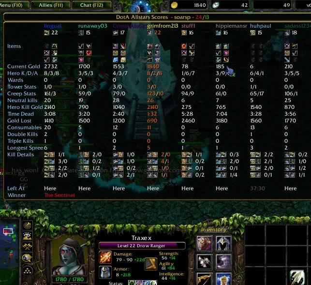 Post up your DotA screenshots here - Page 4 Drow_092709