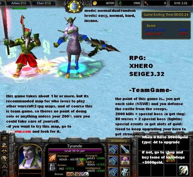Post up your DotA screenshots here - Page 3 Xheroseige_dryad