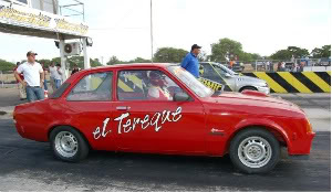 Piques The Valley Dragway la Pica Pica Tereque