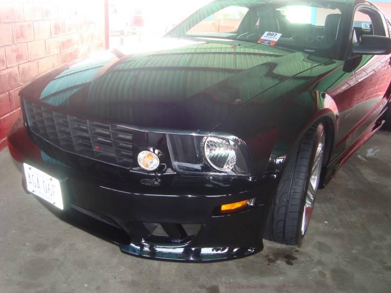 VI Encuentro Nacional de Clubes Mustang DSC05470