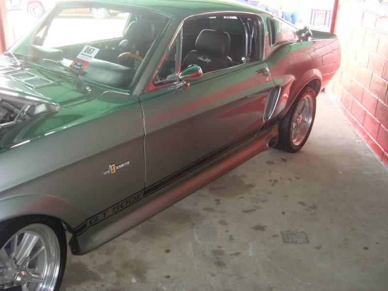 VI Encuentro Nacional de Clubes Mustang DSC05472
