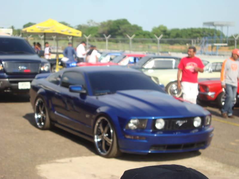 VI Encuentro Nacional de Clubes Mustang DSC05474