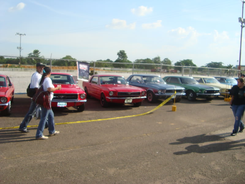 VI Encuentro Nacional de Clubes Mustang DSC05475