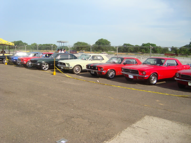 VI Encuentro Nacional de Clubes Mustang DSC05476