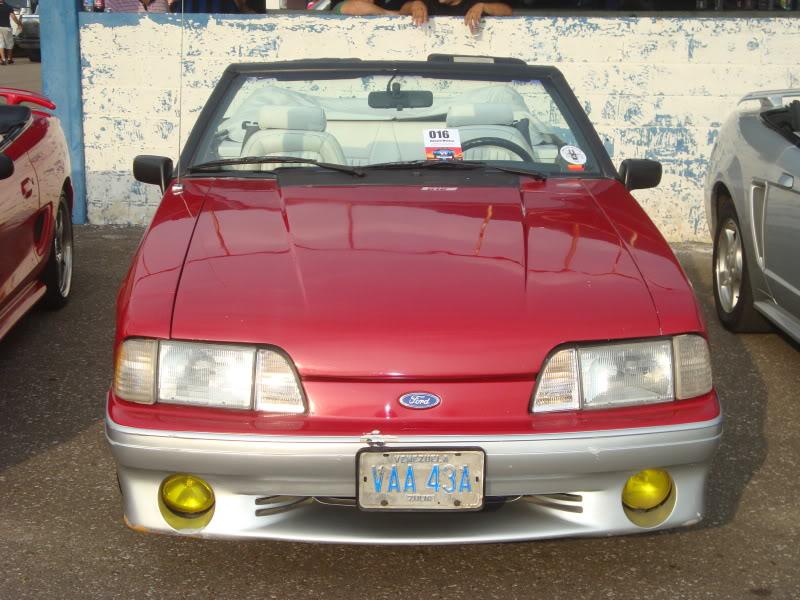 VI Encuentro Nacional de Clubes Mustang DSC05482