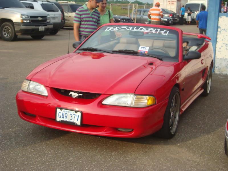 VI Encuentro Nacional de Clubes Mustang DSC05483