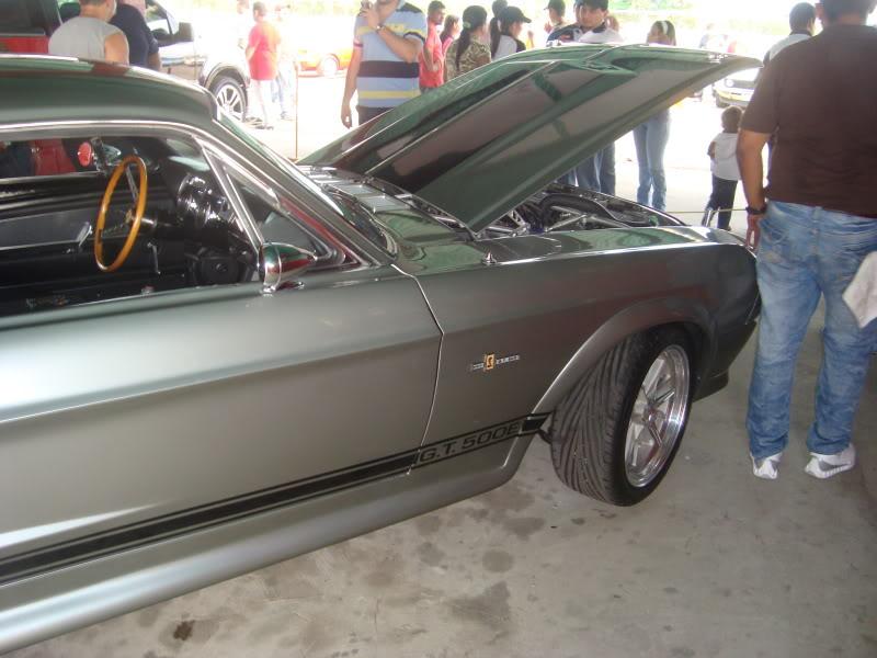 VI Encuentro Nacional de Clubes Mustang DSC05498