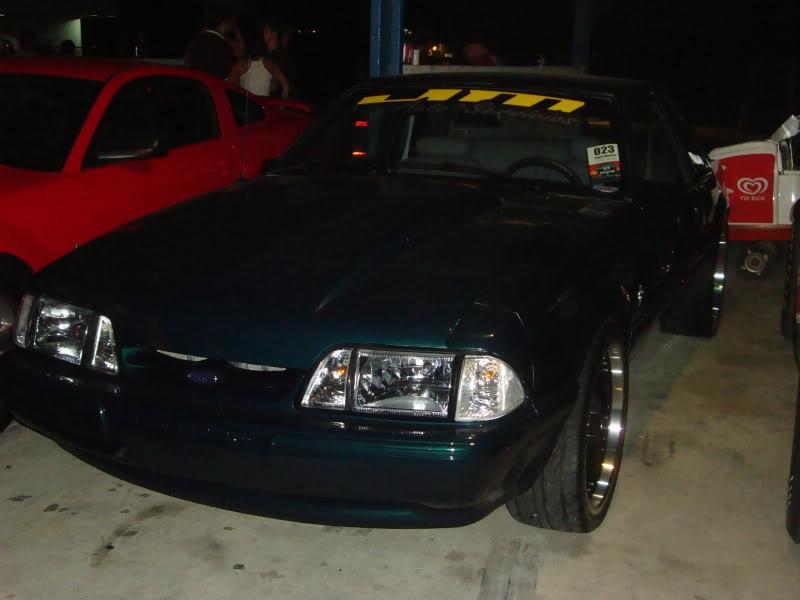 VI Encuentro Nacional de Clubes Mustang DSC05510