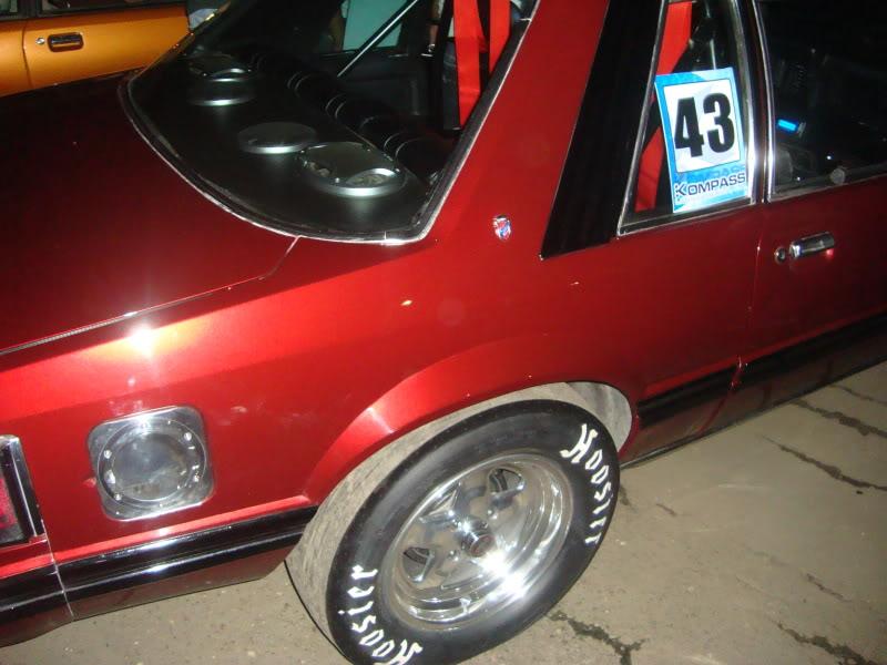 VI Encuentro Nacional de Clubes Mustang DSC05522