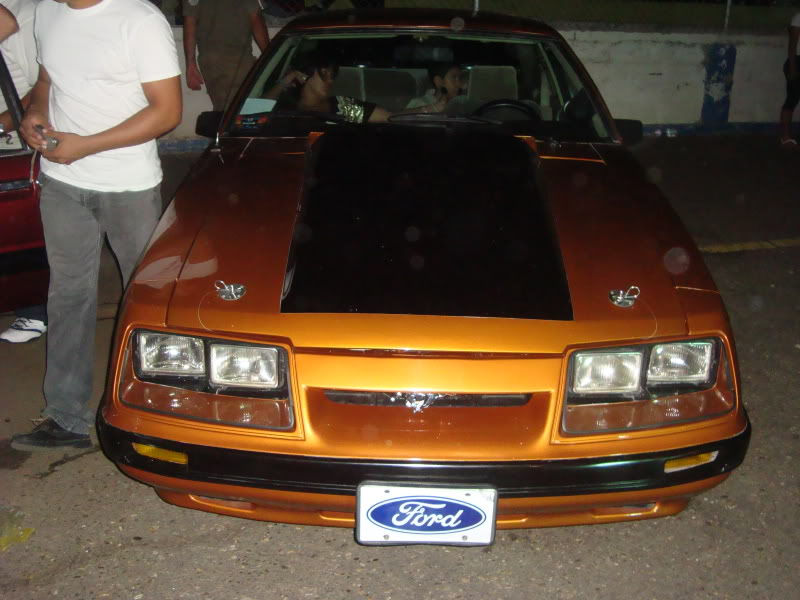 VI Encuentro Nacional de Clubes Mustang DSC05526