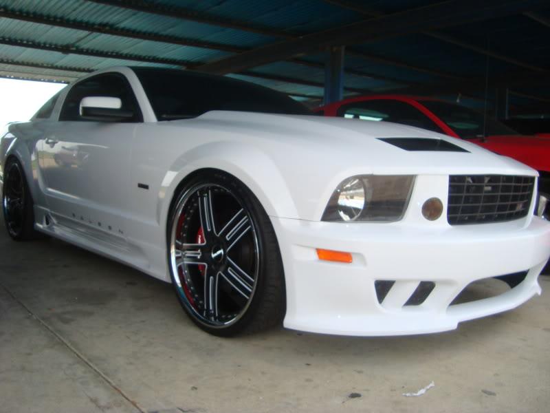 VI Encuentro Nacional de Clubes Mustang DSC05528