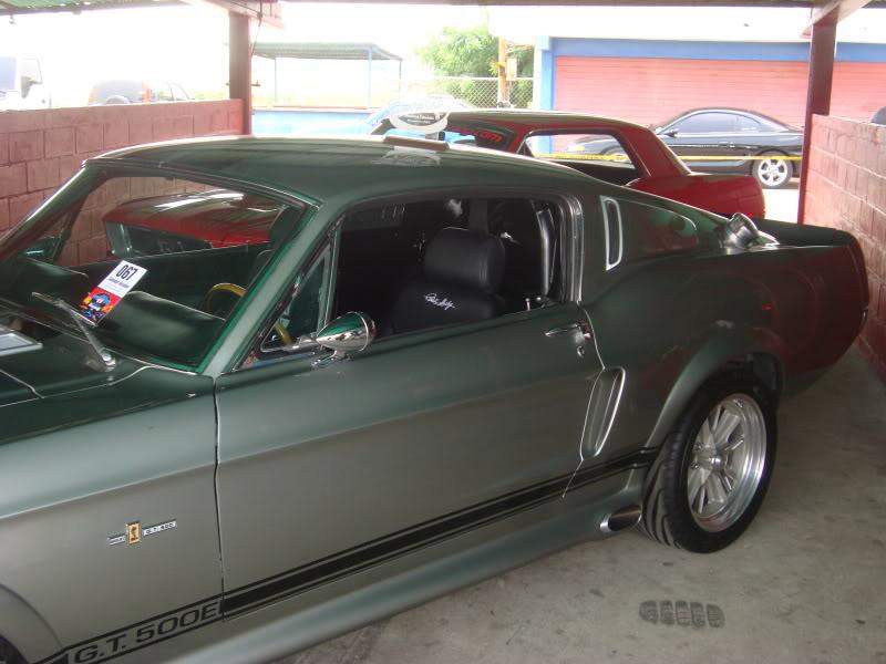 VI Encuentro Nacional de Clubes Mustang DSC05540