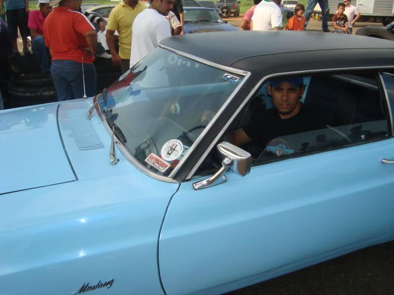 VI Encuentro Nacional de Clubes Mustang DSC05556