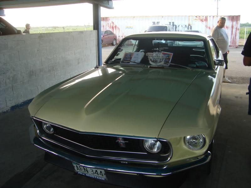 VI Encuentro Nacional de Clubes Mustang DSC05576