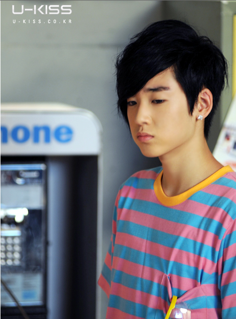 Kevin Woo - U-Kiss Pictures, Images and Photos