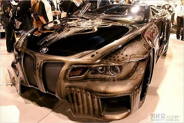 BMW 645 XTREME MODIFICATION 02828