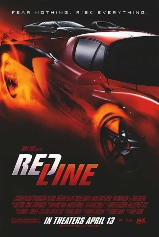 New Movie Recommended RedLineMoviePoster_000