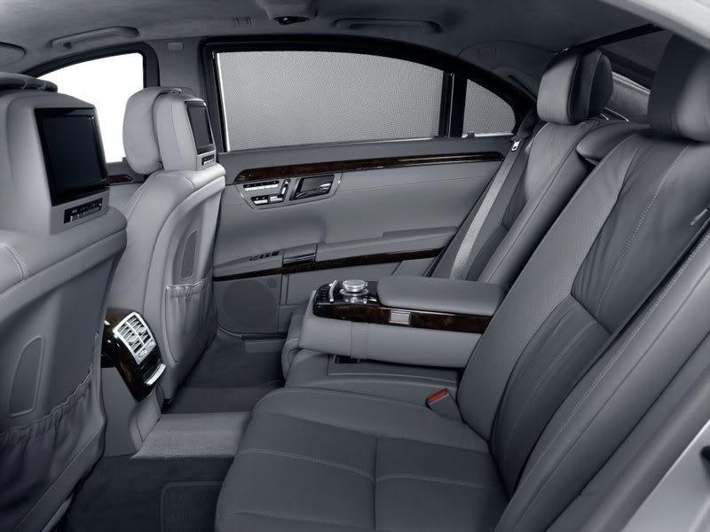 Sistem keamanan Mobil Presiden Kita Mercedes-benz-s-600-guard-interior