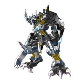 Chivalary Reborn BlackWarGreymonX