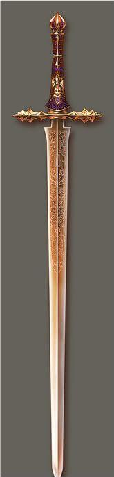 Titanic Weapons KnightSwordsSet1