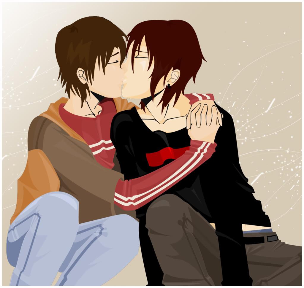 [Gallery] Kiss me, kill me for this dream of love Eijirene