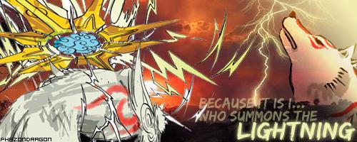 Phazzy's Art Thread Amaterasu-lightning