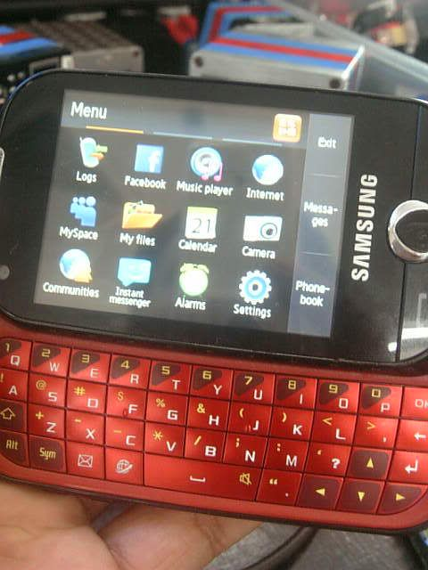Samsung B5310 lockcode done Multiloader ver.5.62 3yk0000