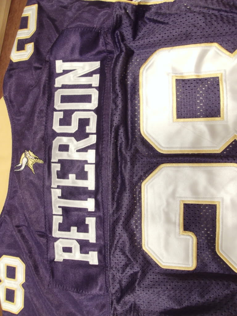 Adrian Peterson Jersey Fake or No? CIMG0440
