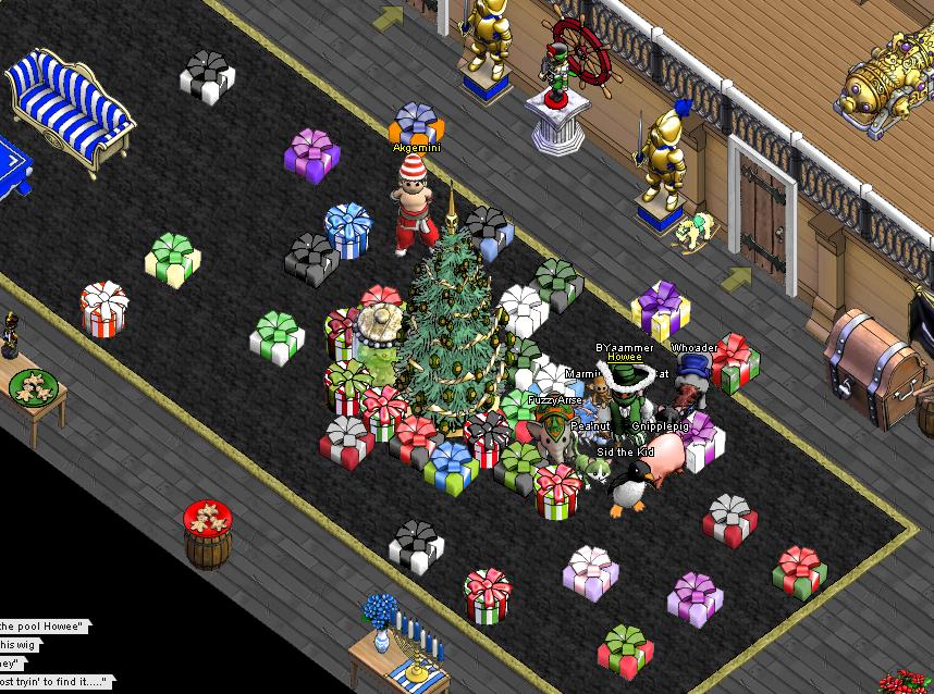 Holiday Party! SantaChallenge3